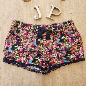 EUC Rewind floral shorts